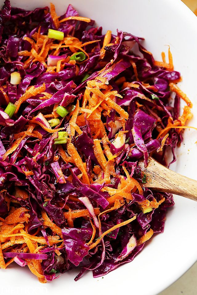 Red Cabbage Salad Recipes  25 best Red Cabbage Salad ideas on Pinterest