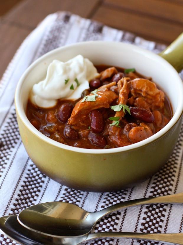 Red Chicken Chili Recipe  35 Killer Chili Recipes