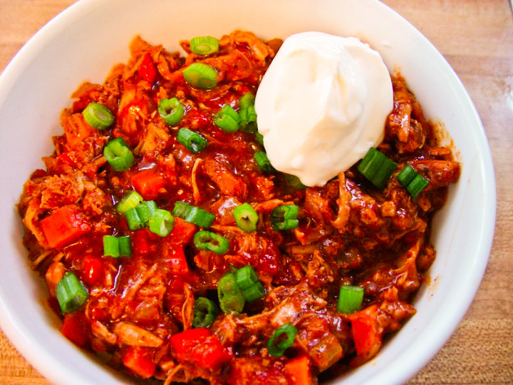 Red Chicken Chili Recipe  Buffalo Chicken Chili Recipe File Cooking For Engineers
