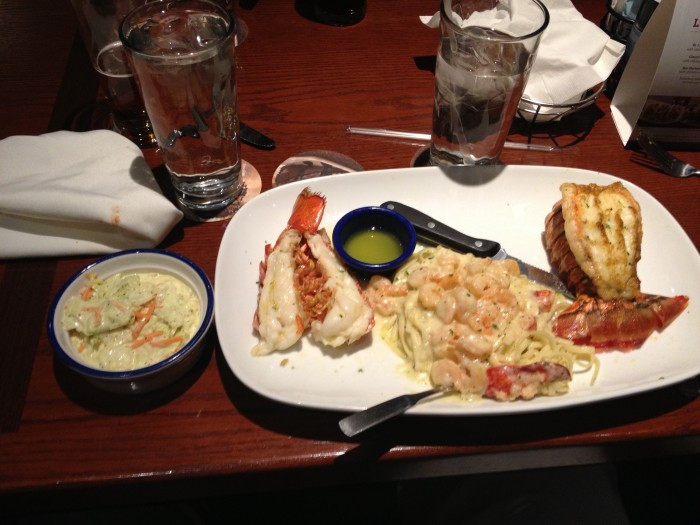 Red Lobster Dessert Menu  Red Lobster Giftcard Giveaway Adventure Mom