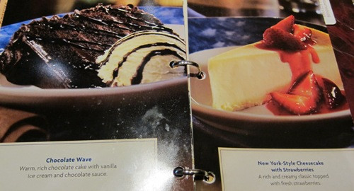 Red Lobster Dessert Menu  Red Lobster Restaurant Review – Melanie Cooks