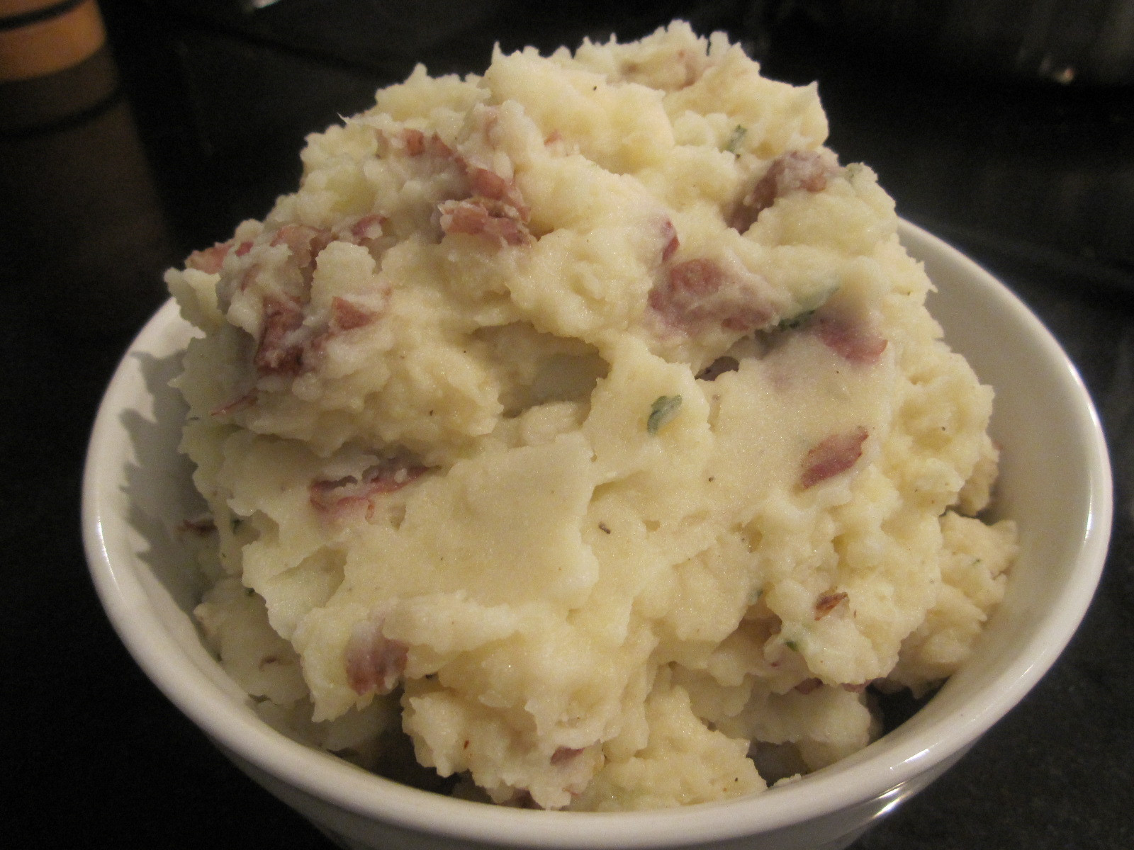 Red Mashed Potatoes  Sophie in the Kitchen Mashed Red Potatoes