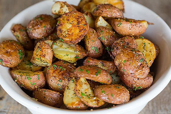 Red Potato Recipe  Roasted Red Potatoes Recipe