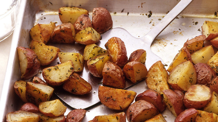 Red Potato Recipes  Roasted Red Potatoes