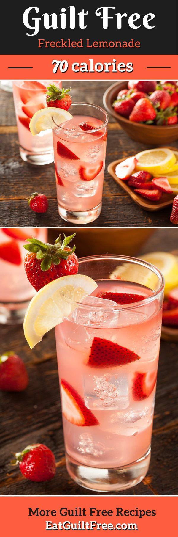 Red Robins Dessert Menu  Lighter version of Red Robin s famous Freckled Lemonade