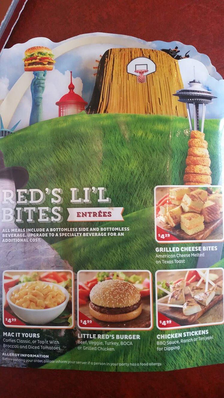 Red Robins Dessert Menu  Red Robin Menu Prices 2017