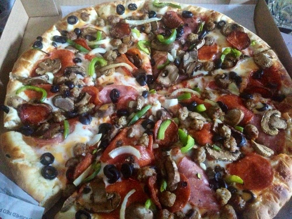 Red Tomato Pizza  bination pizza Yelp