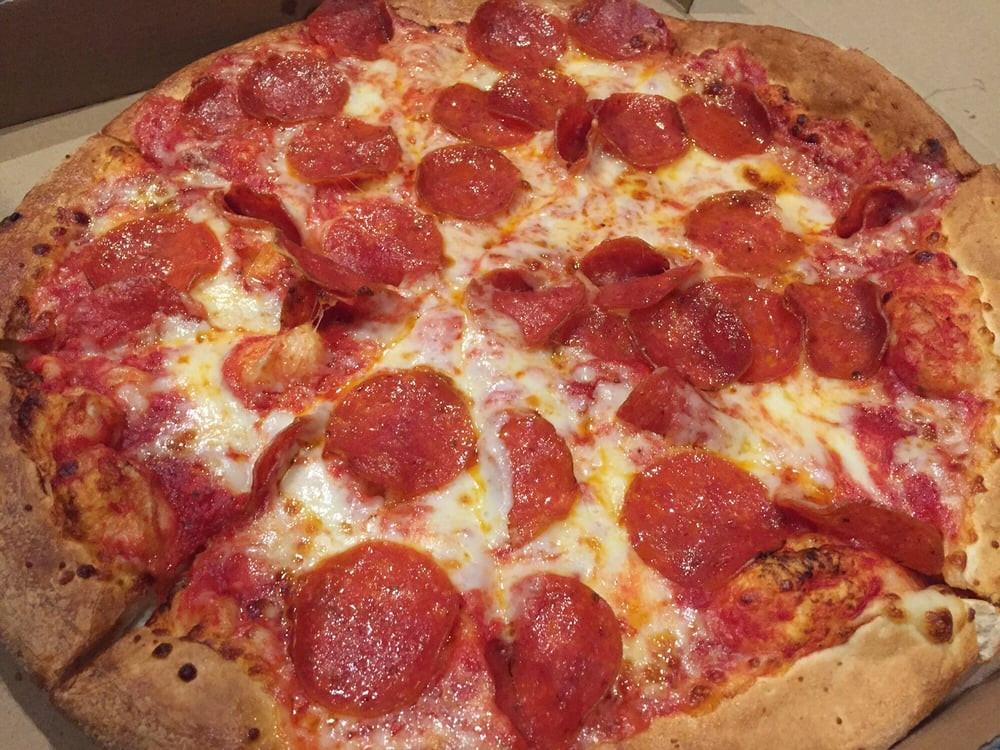 Red Tomato Pizza  Medium Pepperoni
