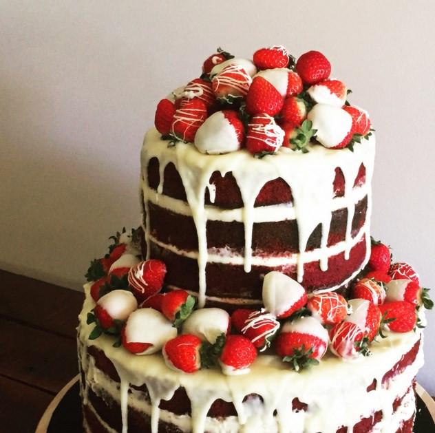 Red Velvet Birthday Cake  Red Velvet Cake The Best Recipe Ever
