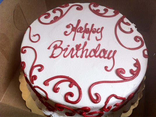 Red Velvet Birthday Cake  35 Red Velvet Cake and Recipe