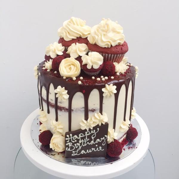Red Velvet Birthday Cake  Ultimate Red Velvet Cake