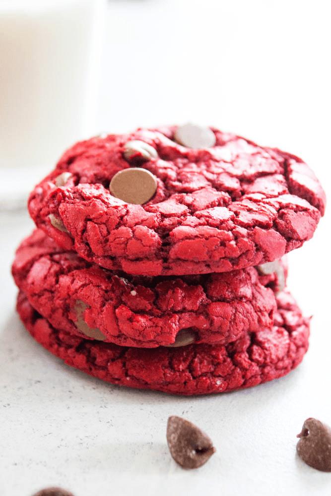 Red Velvet Cake Mix  RED VELVET CAKE MIX COOKIES A Dash of Sanity