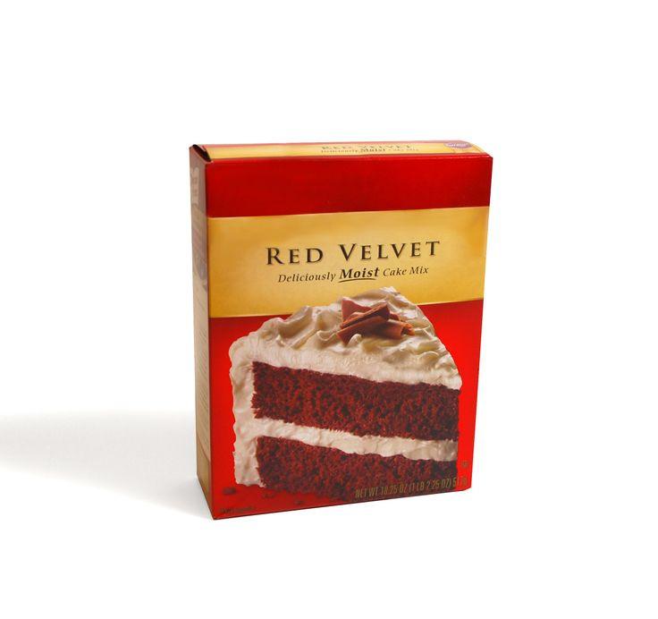 Red Velvet Cake Mix  Red Velvet Cake Mix