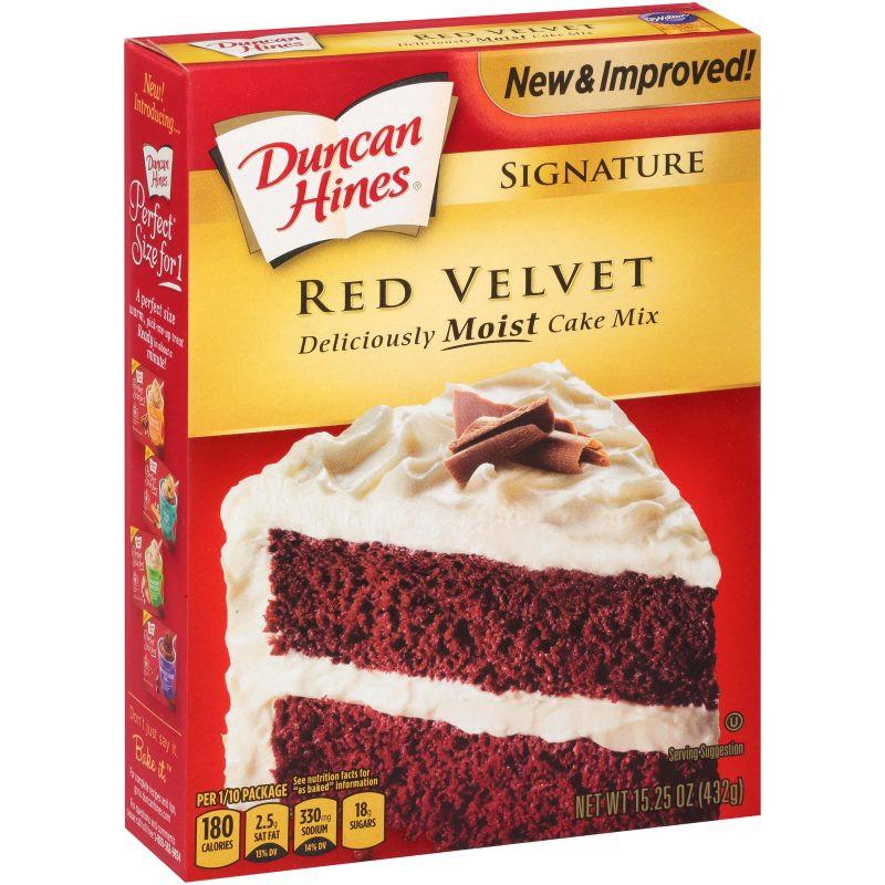 Red Velvet Cake Mix  Signature Red Velvet Cake Mix