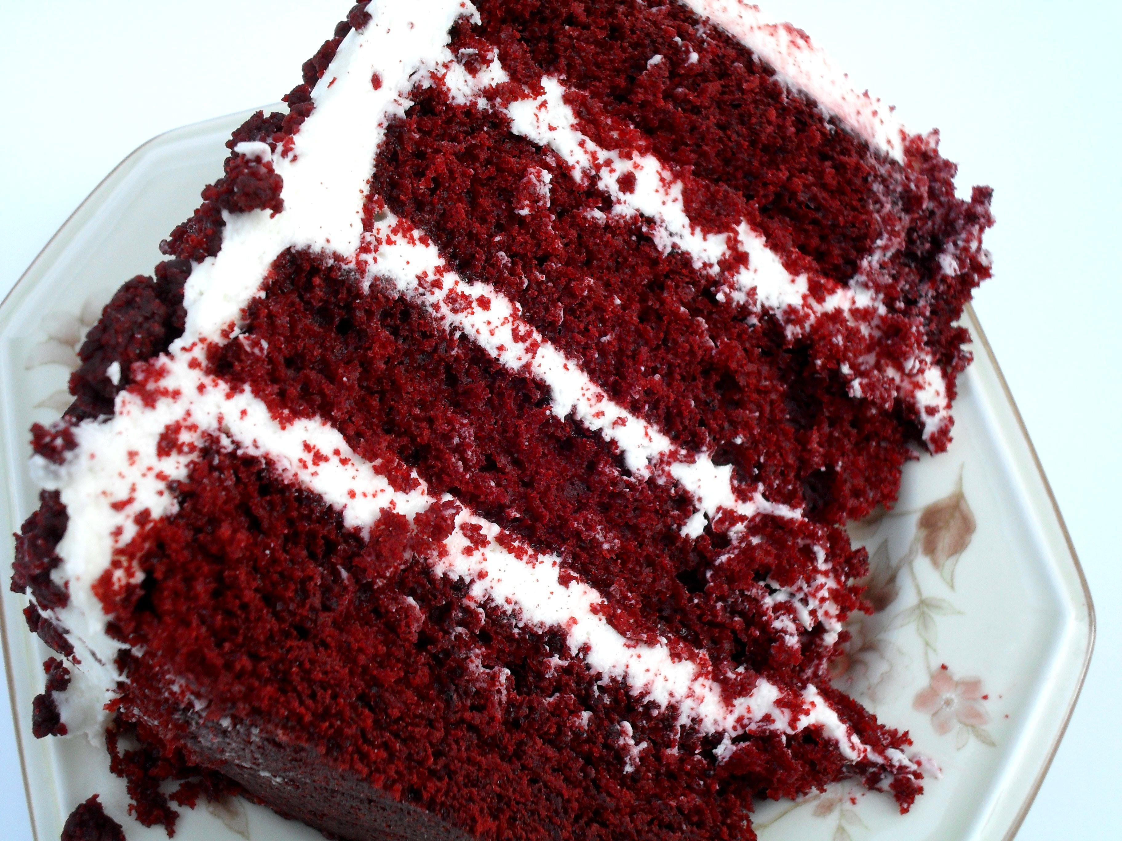 Red Velvet Cake Recipe Red Velvet Cake