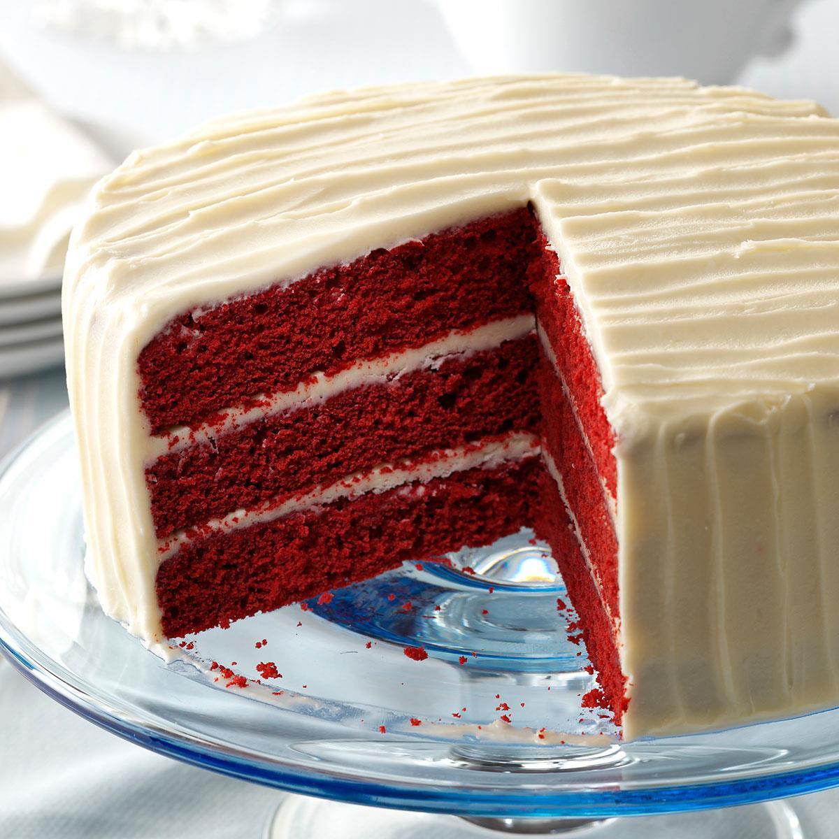 Red Velvet Cake Recipe Classic Red Velvet Cake Recipe