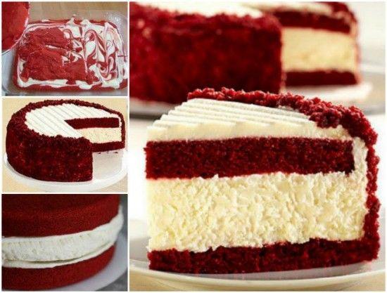 Red Velvet Cheesecake Recipe  Red Velvet Cheesecake Recipe s and