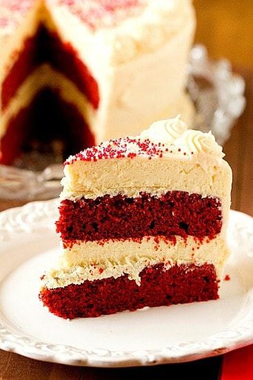 Red Velvet Cheesecake Recipe  Red Velvet Cheesecake Recipe