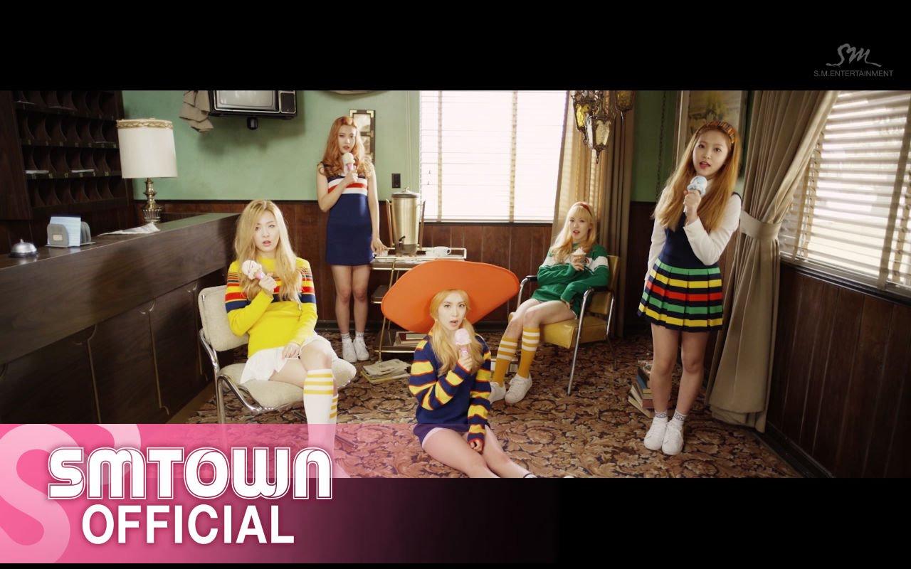 Red Velvet Ice Cream Cake Lyrics  [MV] Red Velvet – Ice Cream Cake – iLyrics Buzz