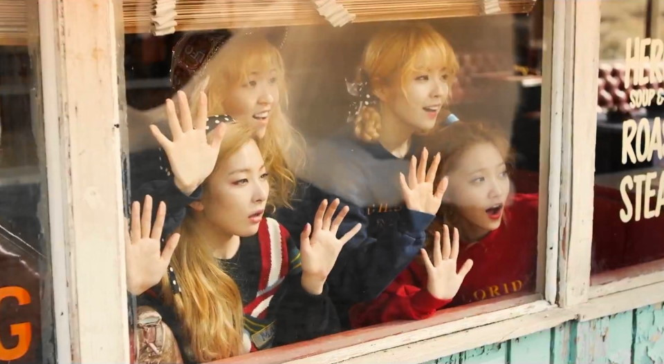 """Red Velvet Ice Cream Cake Lyrics  """"Ice Cream Cake"""" by Red Velvet KPOP Song of the Week"""
