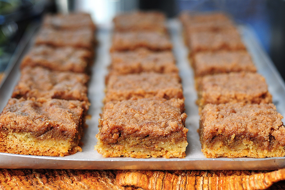 Ree Drummond Desserts  Pumpkin Pie Bars