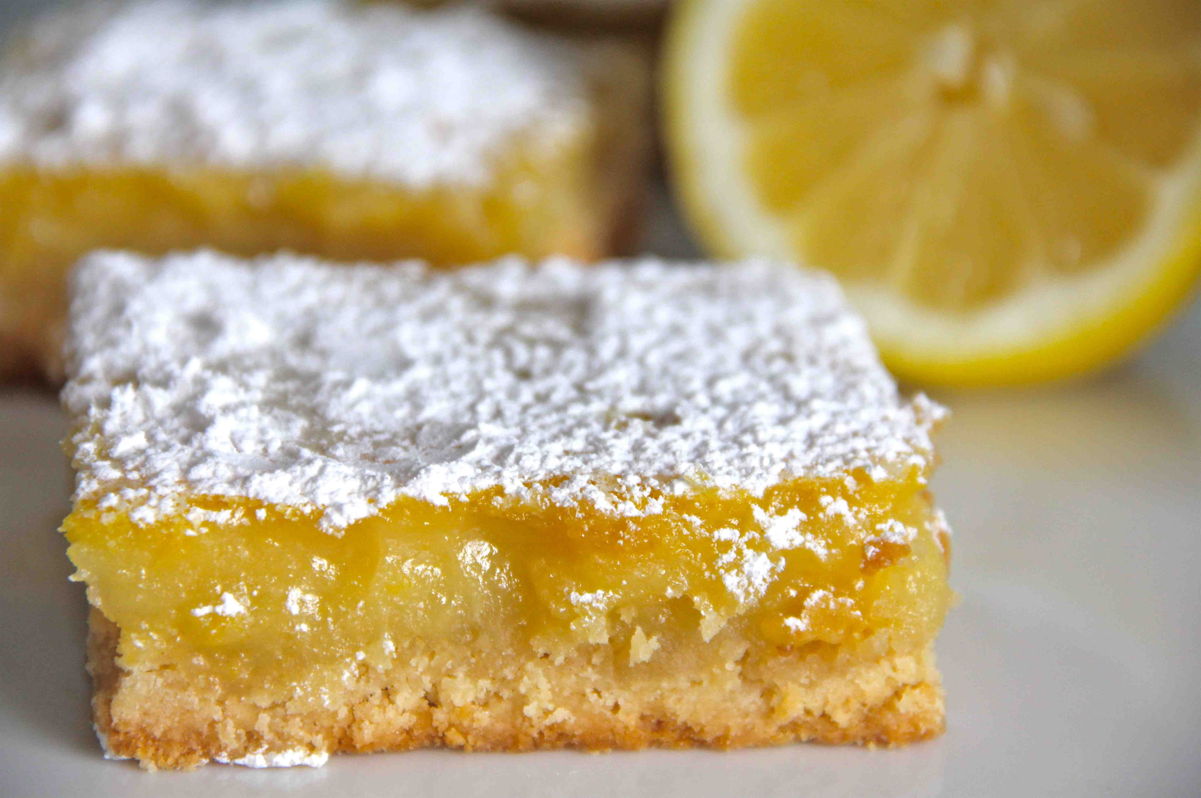 Ree Drummond Desserts  Lemon Bars Recipe