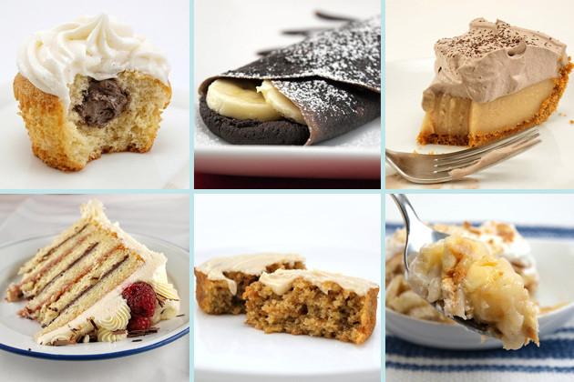 Ree Drummond Desserts  kelly evilshenanigans collage dessert Ree Drummond