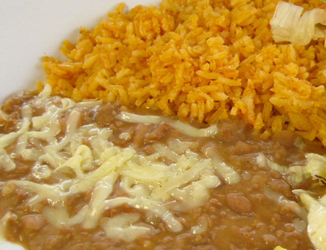 Refried Beans And Rice  Easy Kid Friendly Healthy Recipes Five Spot Green Living