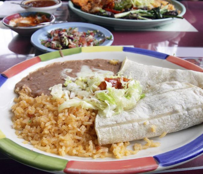 Refried Beans And Rice  Calories in Refried Beans and Spanish Rice