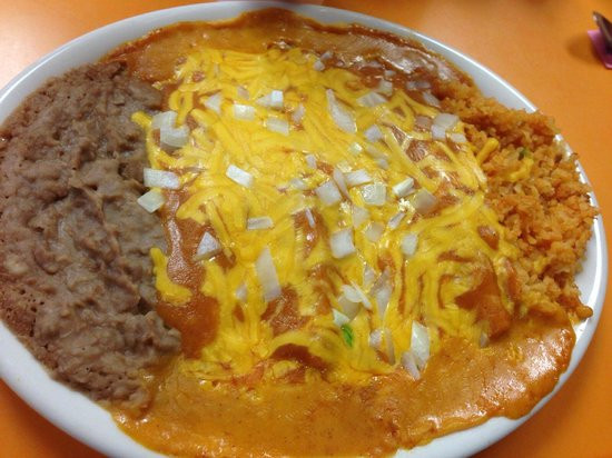 Refried Beans And Rice  Rocksprings s Featured of Rocksprings TX