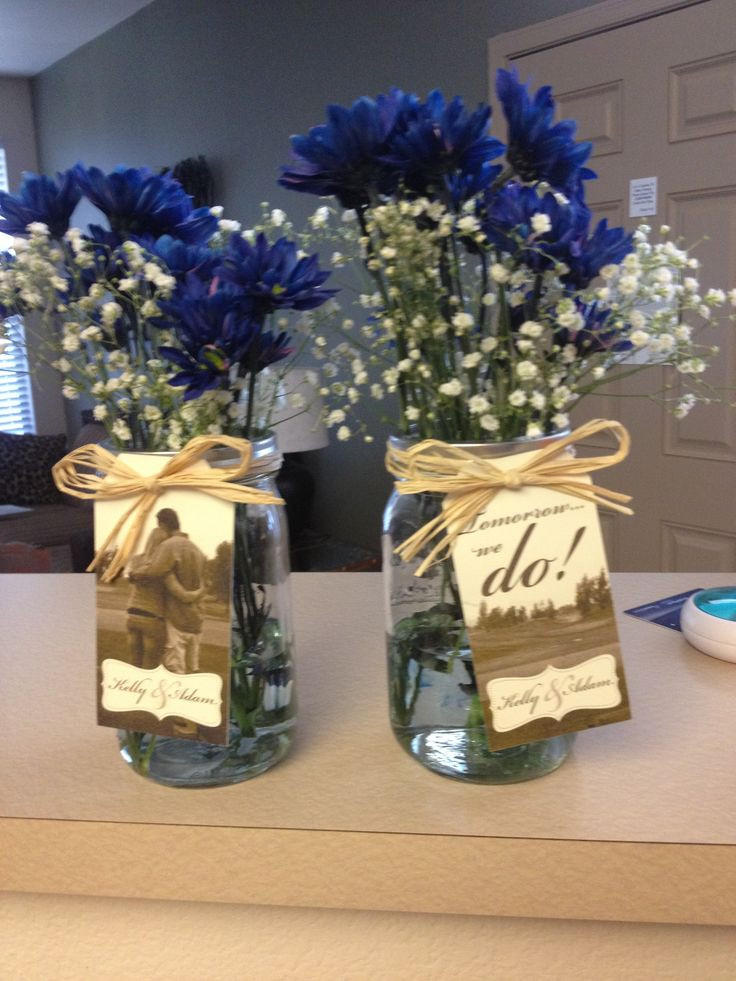 Rehearsal Dinner Centerpieces  Wedding Rehearsal Table Decorations Ohio Trm Furniture