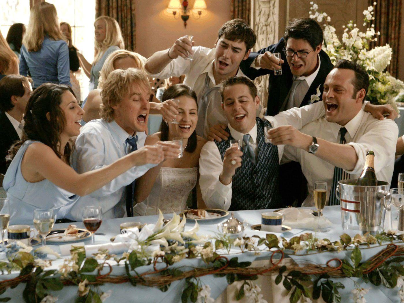 Rehearsal Dinner Toasts  5 Unfor table Movie Wedding Toasts