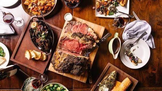 Restaurants Serving Thanksgiving Dinner 2018  15 restaurants serving Thanksgiving dinner so you don t