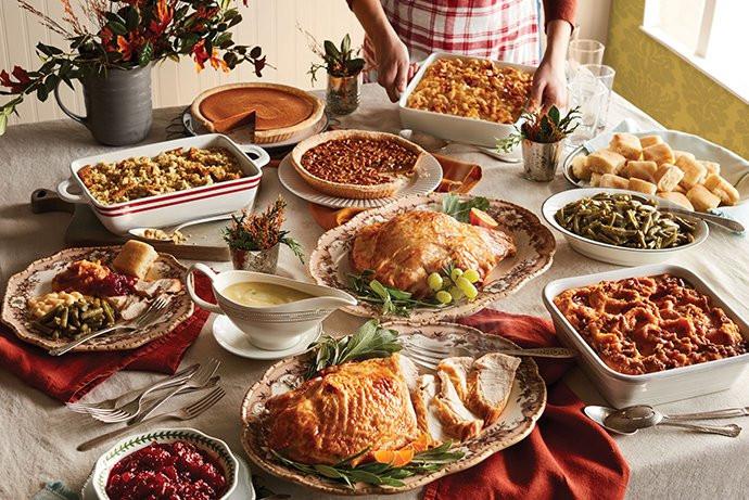 Restaurants Serving Thanksgiving Dinner 2018  Restaurants Open Thanksgiving 2018 In Orlando And Cocoa
