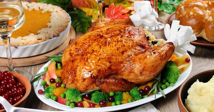 Restaurants Serving Thanksgiving Dinner 2018  Celebrate Thanksgiving 2018 in Saratoga Where to Eat & Shop