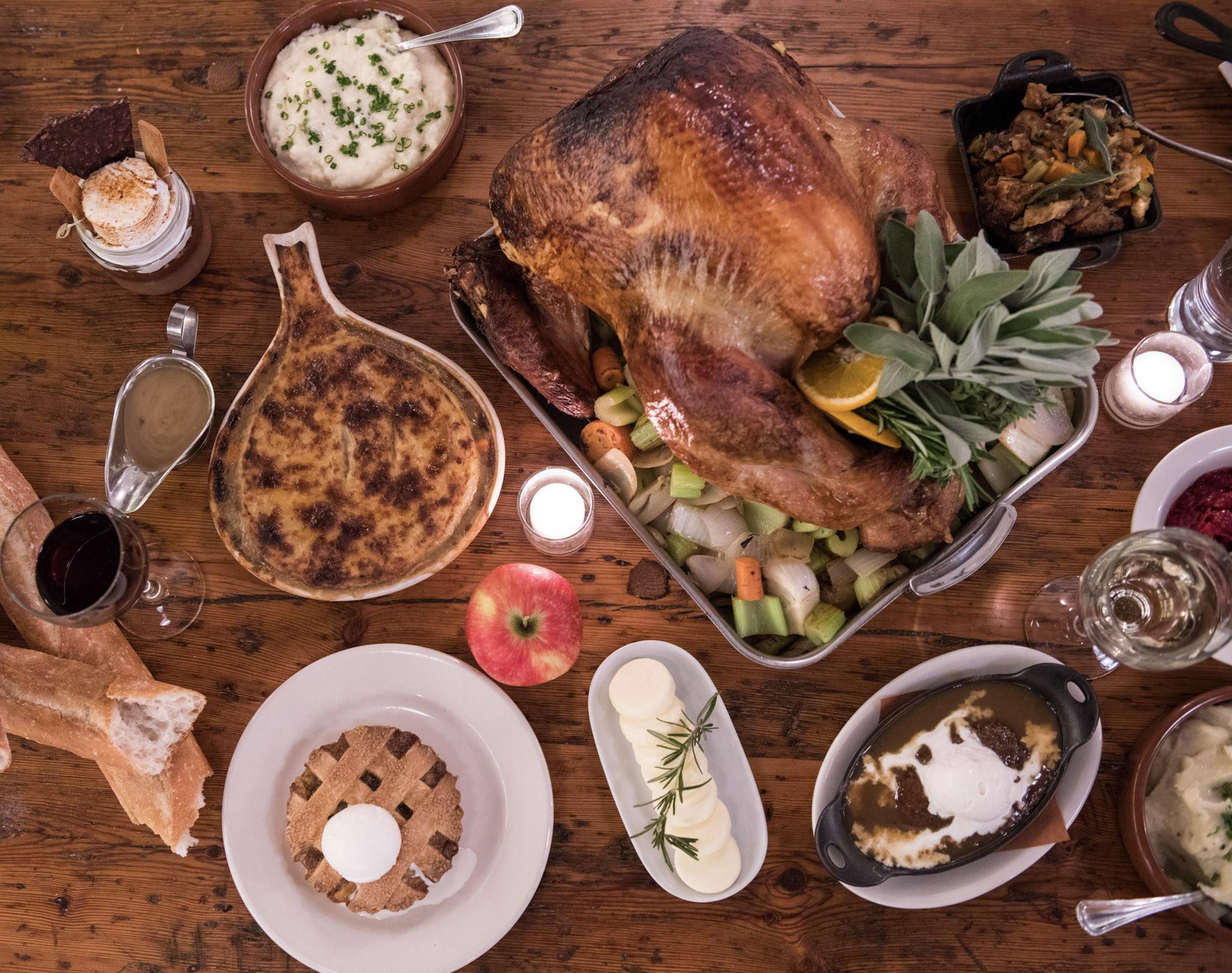 Restaurants Serving Thanksgiving Dinner 2018  Restaurants Serving Thanksgiving Dinner Around DC