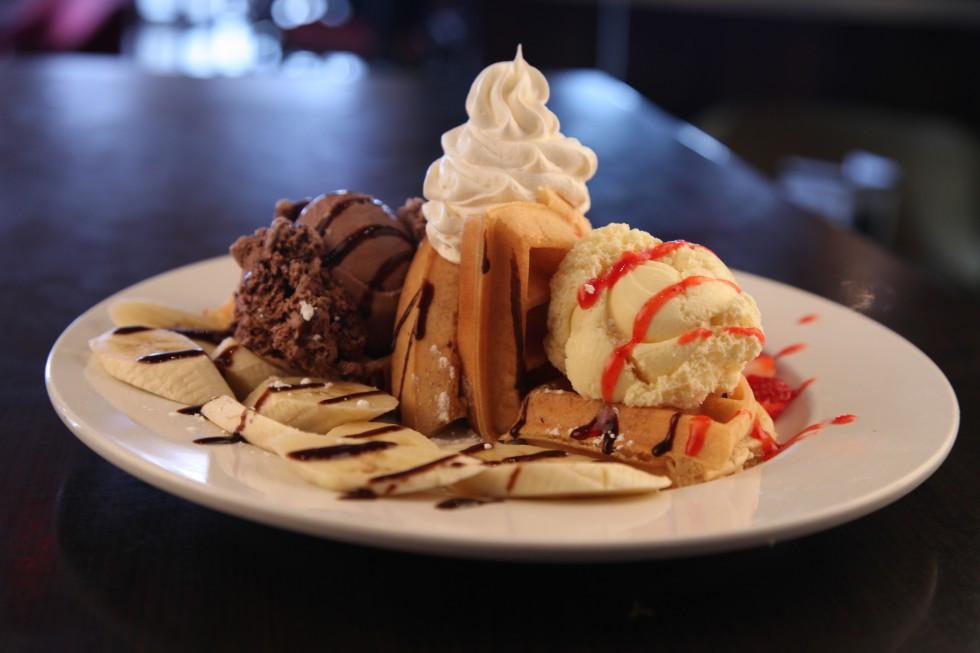Restaurants With Good Desserts  Desserts menu photos & images Symposium Cafe Restaurants