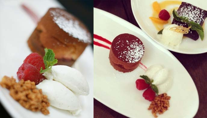 Restaurants With Good Desserts  San Francisco food is fabulous The best SF seafood