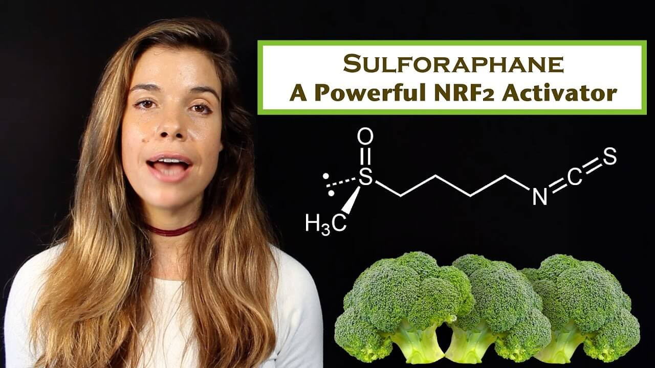 Rhonda Patrick Broccoli Sprouts  Sulforaphane Benefits How it Slows Aging Fights Cancer