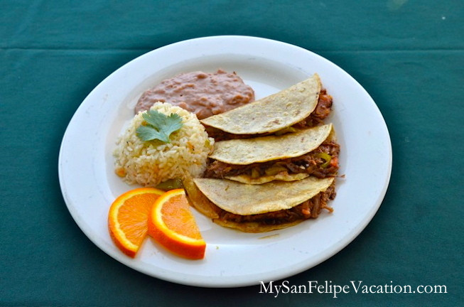 Rice And Beans Restaurant  San Felipe Restaurant Reviews Rice and Beans Restaurant