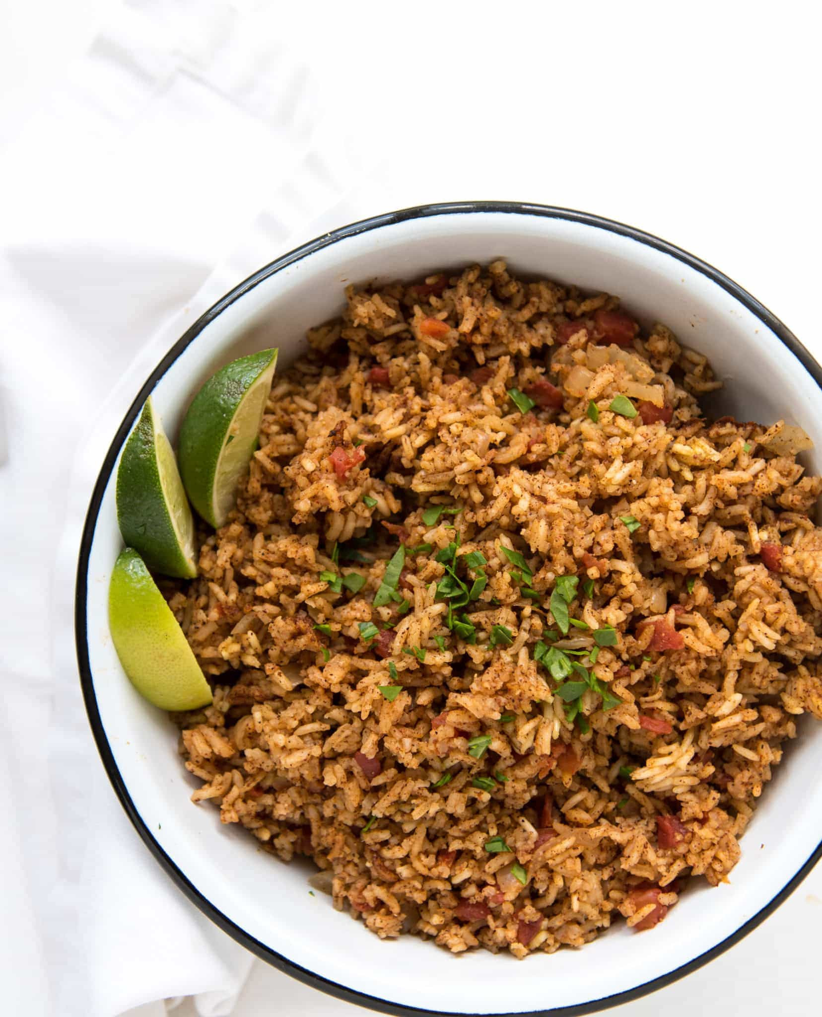 Rice Cooker Mexican Rice  EASY Spanish Rice Recipe