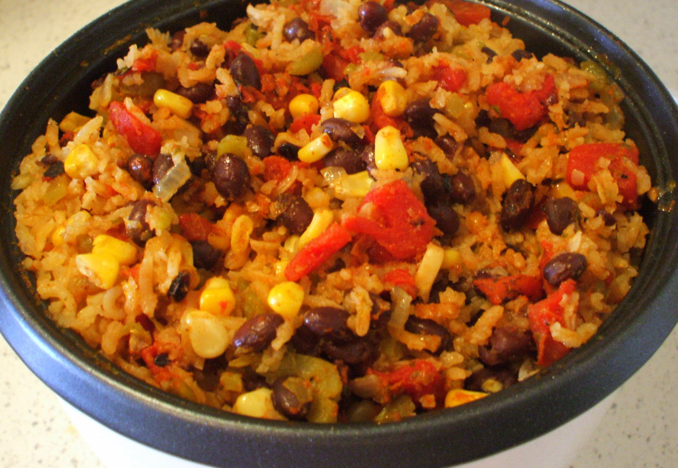 Rice Cooker Mexican Rice  Rice Cooker Fiesta Mexican Rice