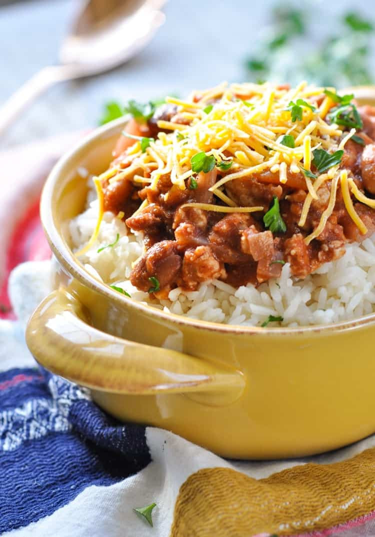 Rice Dinner Recipes  Two Weeks of Easy Dinner Recipes for Two The Seasoned Mom