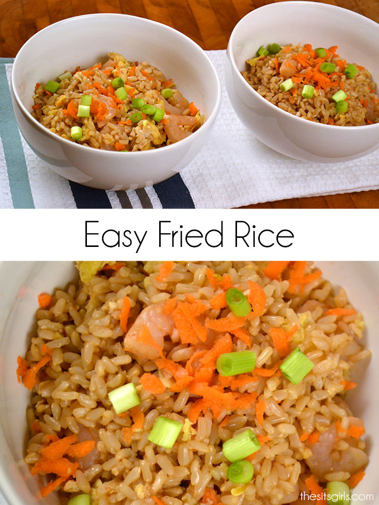 Rice Dinner Recipes  Make Dinner Easy With Two Simple Rice Recipes