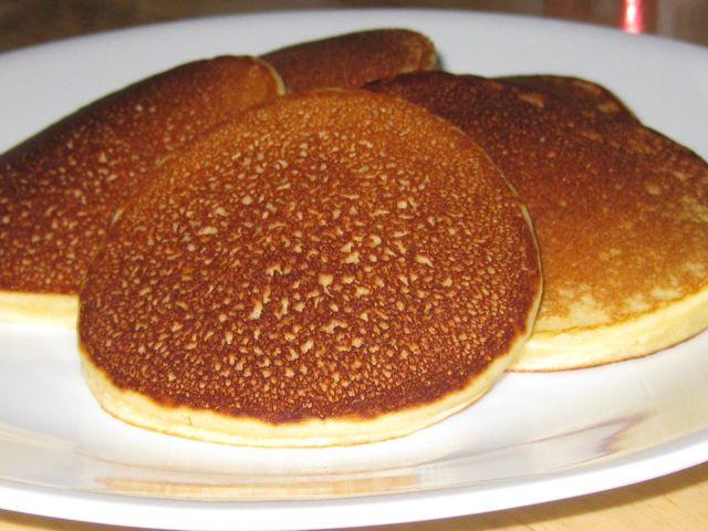 Rice Flour Pancakes  Almond & Brown Rice Flour Pancakes