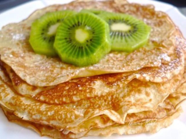 Rice Flour Pancakes  How to Make Gluten Free Rice Flour Pancakes Recipe Snapguide