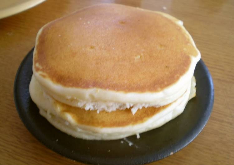 Rice Flour Pancakes  Light and Fluffy Rice Flour Pancakes Recipe by cookpad