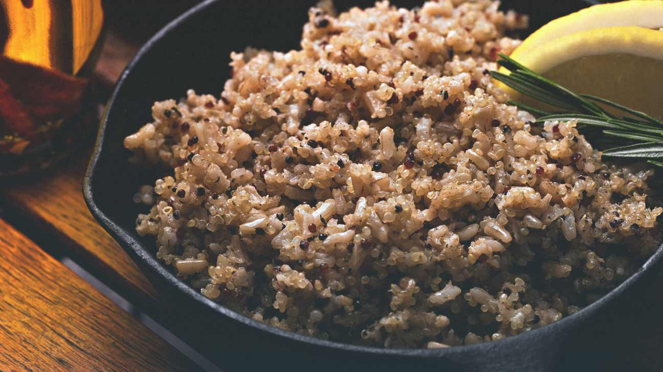 Rice Vs Quinoa  Quinoa vs Rice Health Benefits