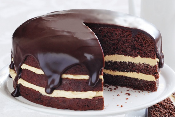Rich Chocolate Cake  40 Very Delicious And Yummy Chocolate Cake For