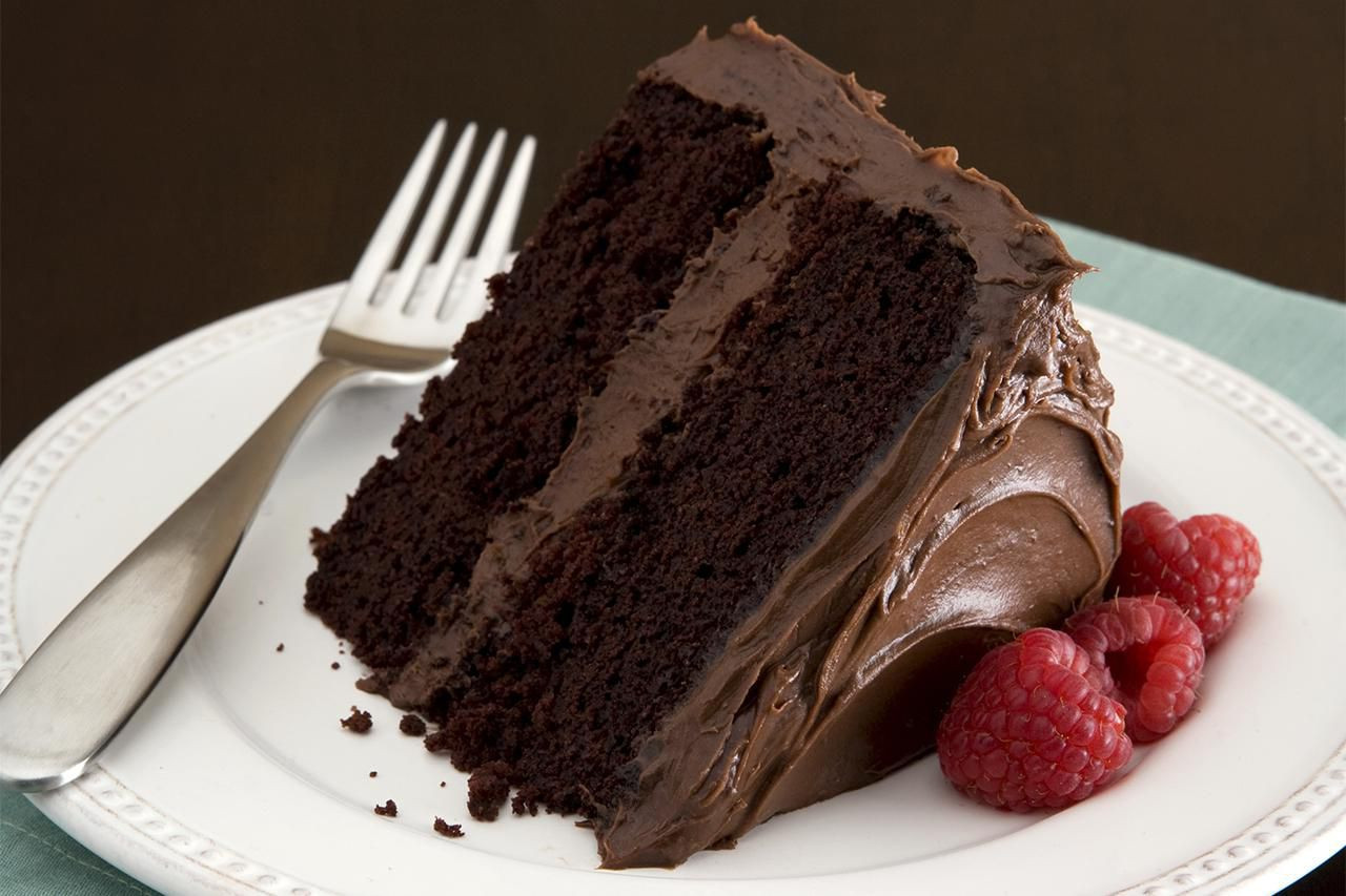 Rich Chocolate Cake  Dairy Free Rich Chocolate Cake Recipe